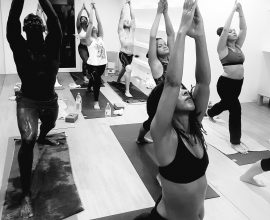studio hot yoga ivry - paris - cours de yoga - centre yoga